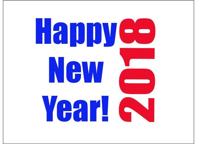 Here's to a great new year!
