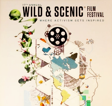 """Lobbying"" at the Wild & Scenic Film Festival"