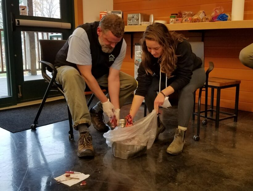Outdoor Kind President earns First Responder certification