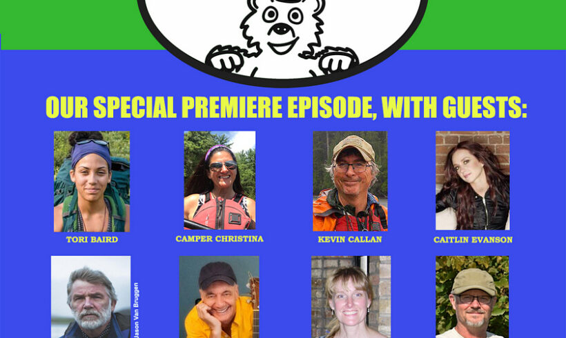 """The Premiere Episode of """"The Outdoor Kind Adventure Show!"""" now online!"""