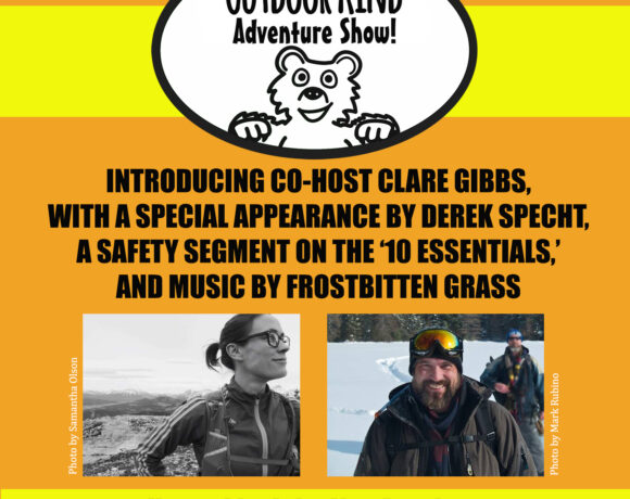 """Episode 002 of """"The Outdoor Kind Adventure Show!"""" now available"""