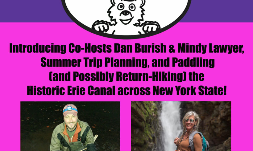 Episode 004 of The Outdoor Kind Adventure Show now online!