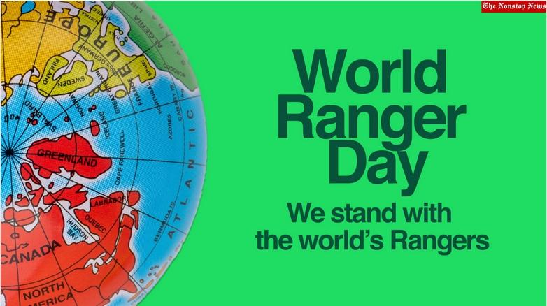 Happy World Ranger Day!